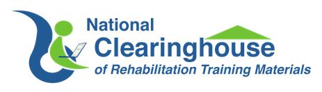 National Clearinghouse of Rehabilitation Training