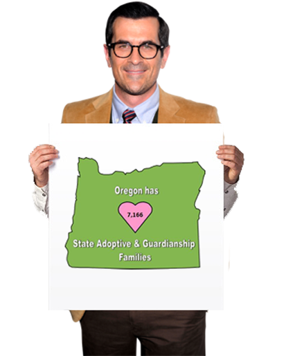 "<span style=""color: #ff6600; font-size: 18pt;""><em><strong><span style=""color: #339966;"">Did you know that Modern Family's Phil Dunphy (Ty Burrell) is an adoptive parent AND from Southern Oregon?</span></strong></em></span>"