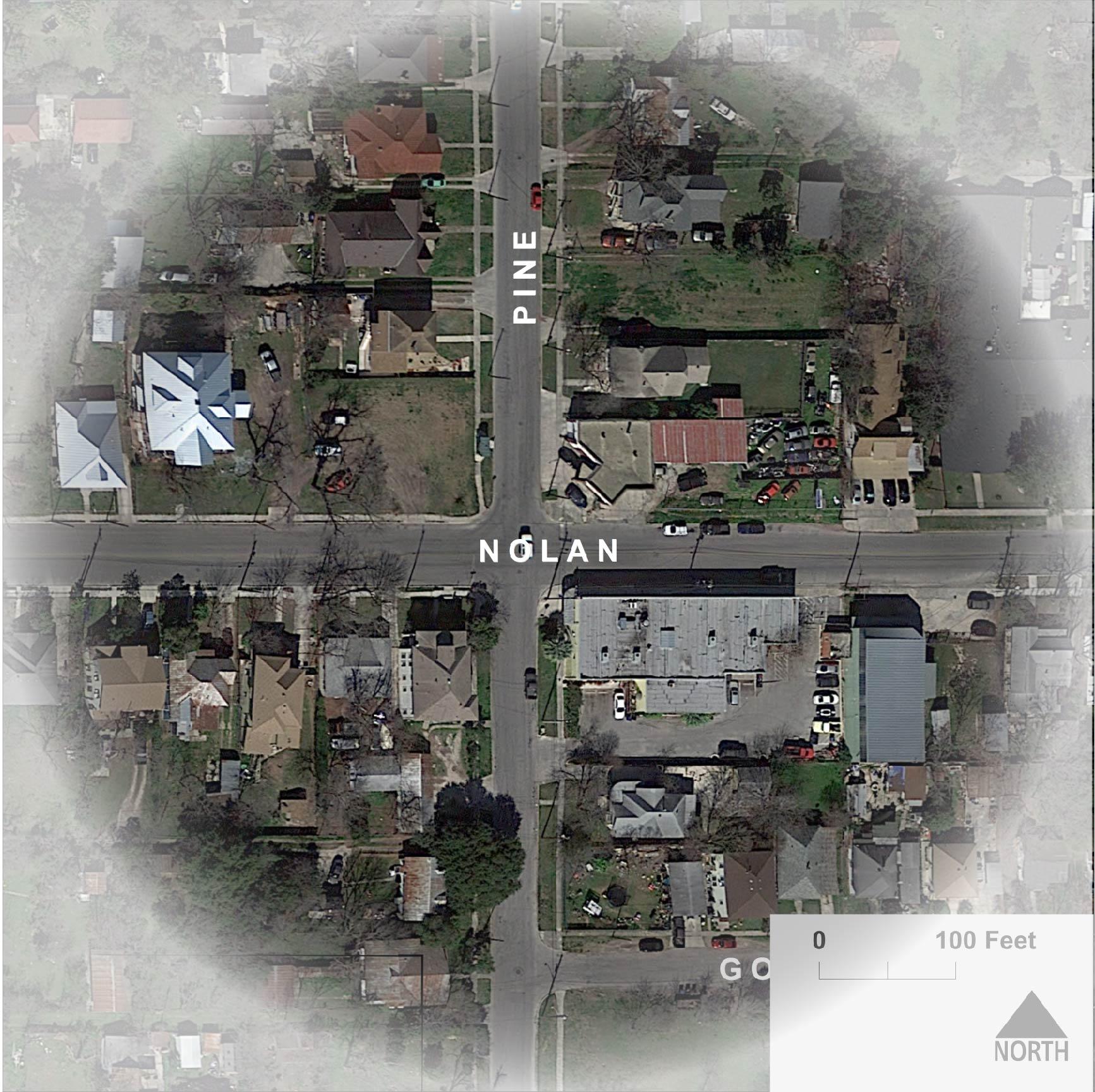 Área de enfoque: Nolan y Pine