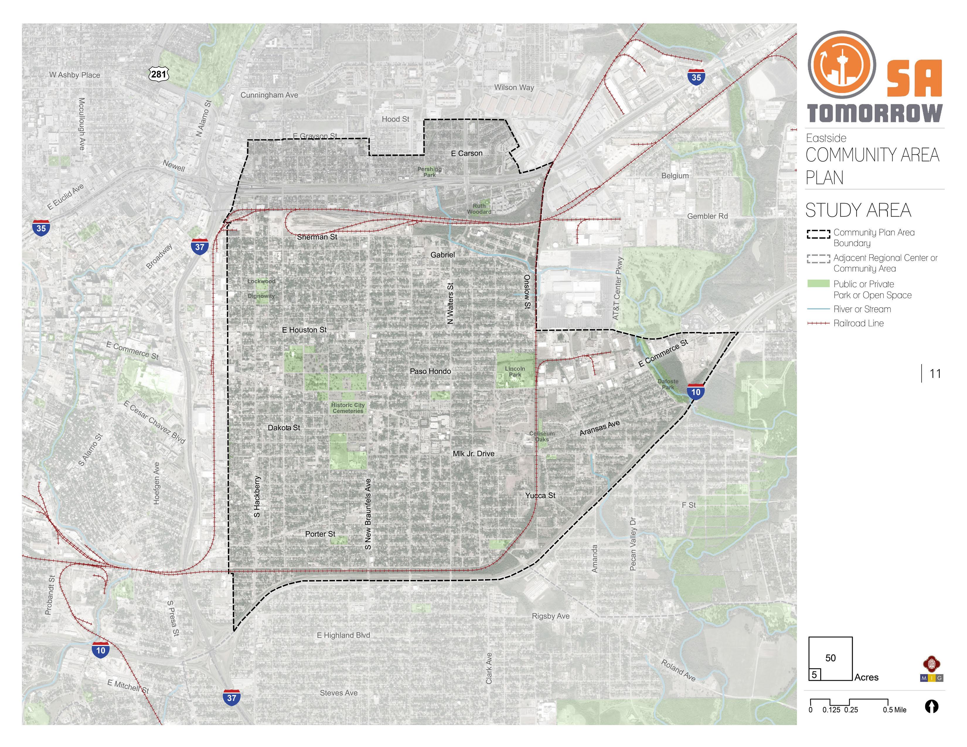 """<div style=""""text-align: center;"""">Mapa del Plan Area</div>"""