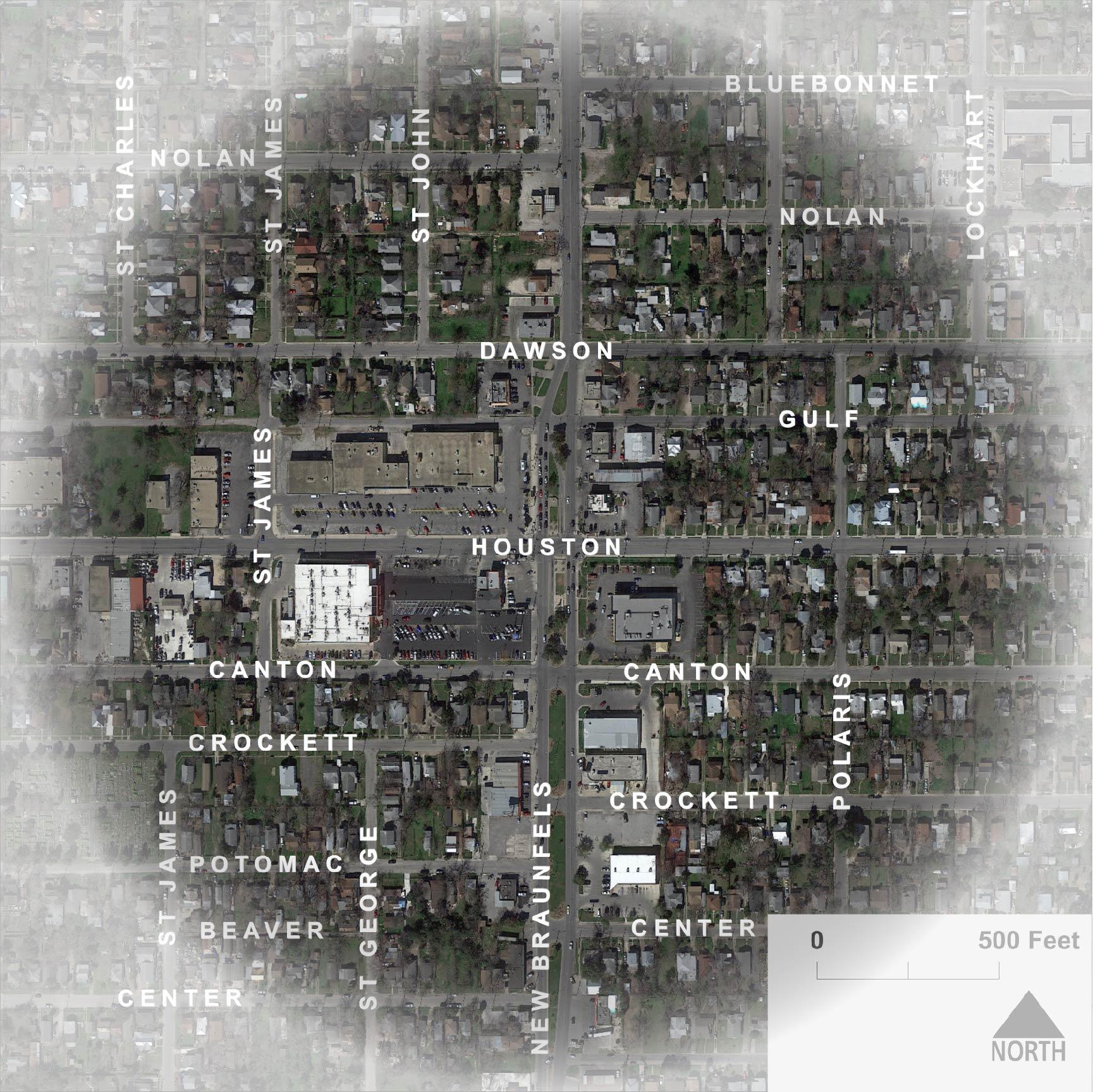 Área de enfoque:Houston y New Braunfels