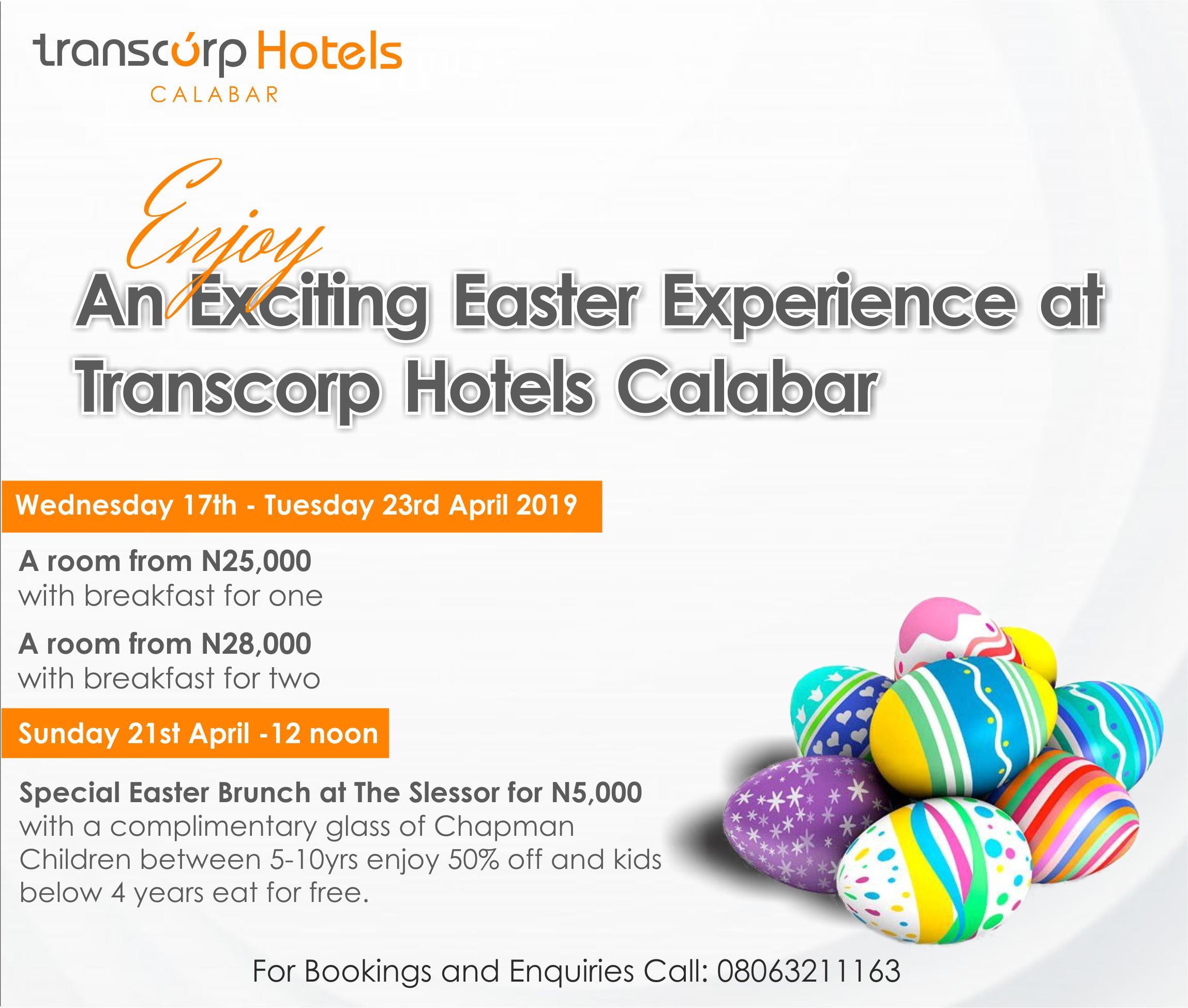 <strong>2. Transcorp Hotels Calabar</strong>