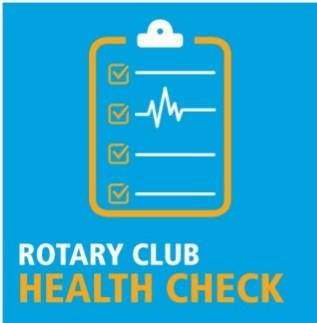 District 7780: Rotary Club Health Check Survey