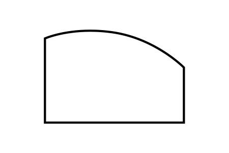 Asymmetrical Arch