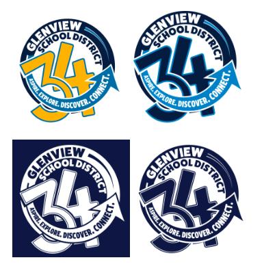 Logo 3: Arrow Tilted