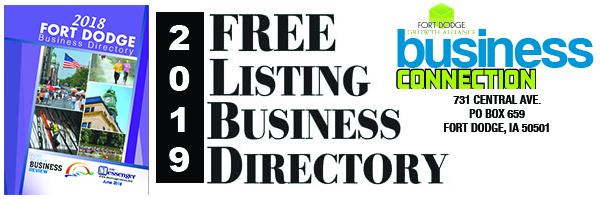 2019 Business Directory Survey