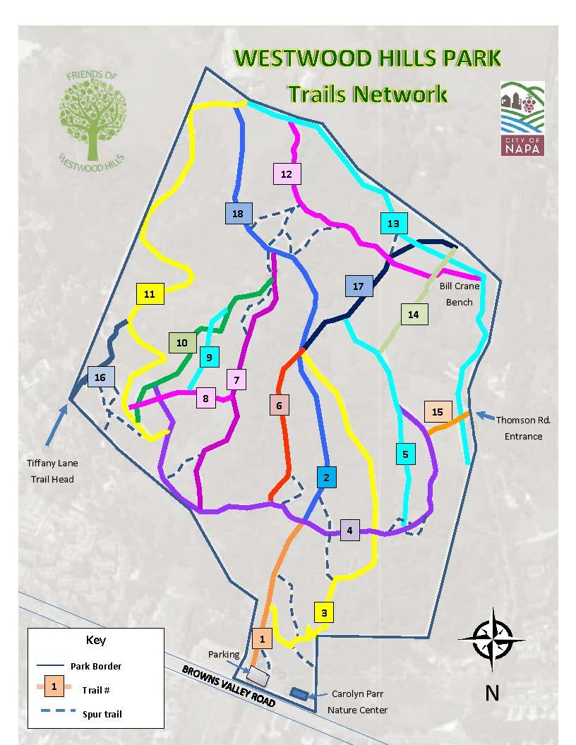 Westwood Hills Trails