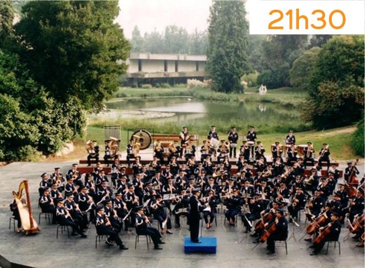 Concerto Banda Sinfónica PSP