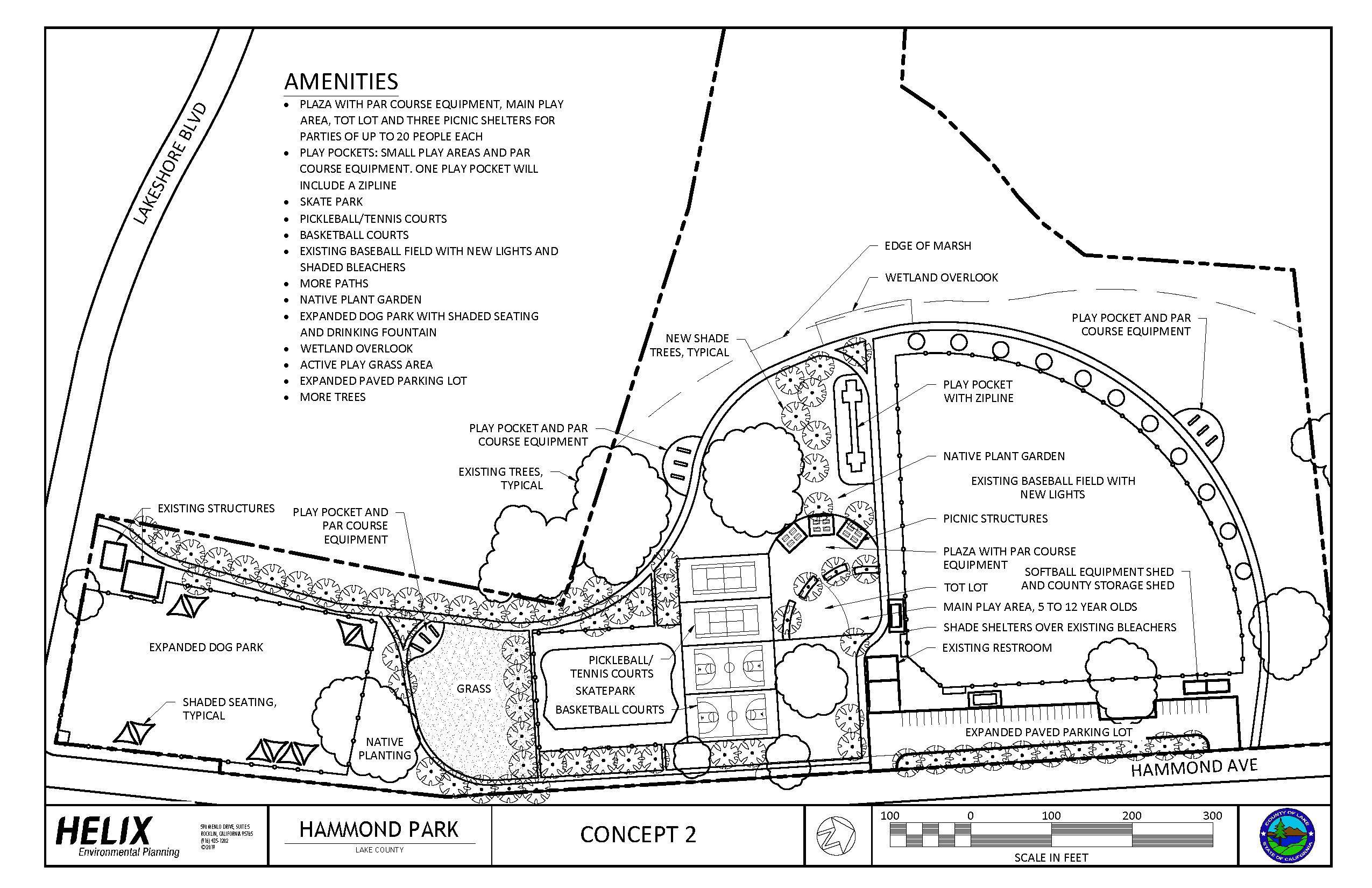 Hammond Park Concept 2