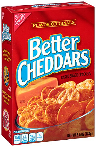 Nabisco Better Cheddars