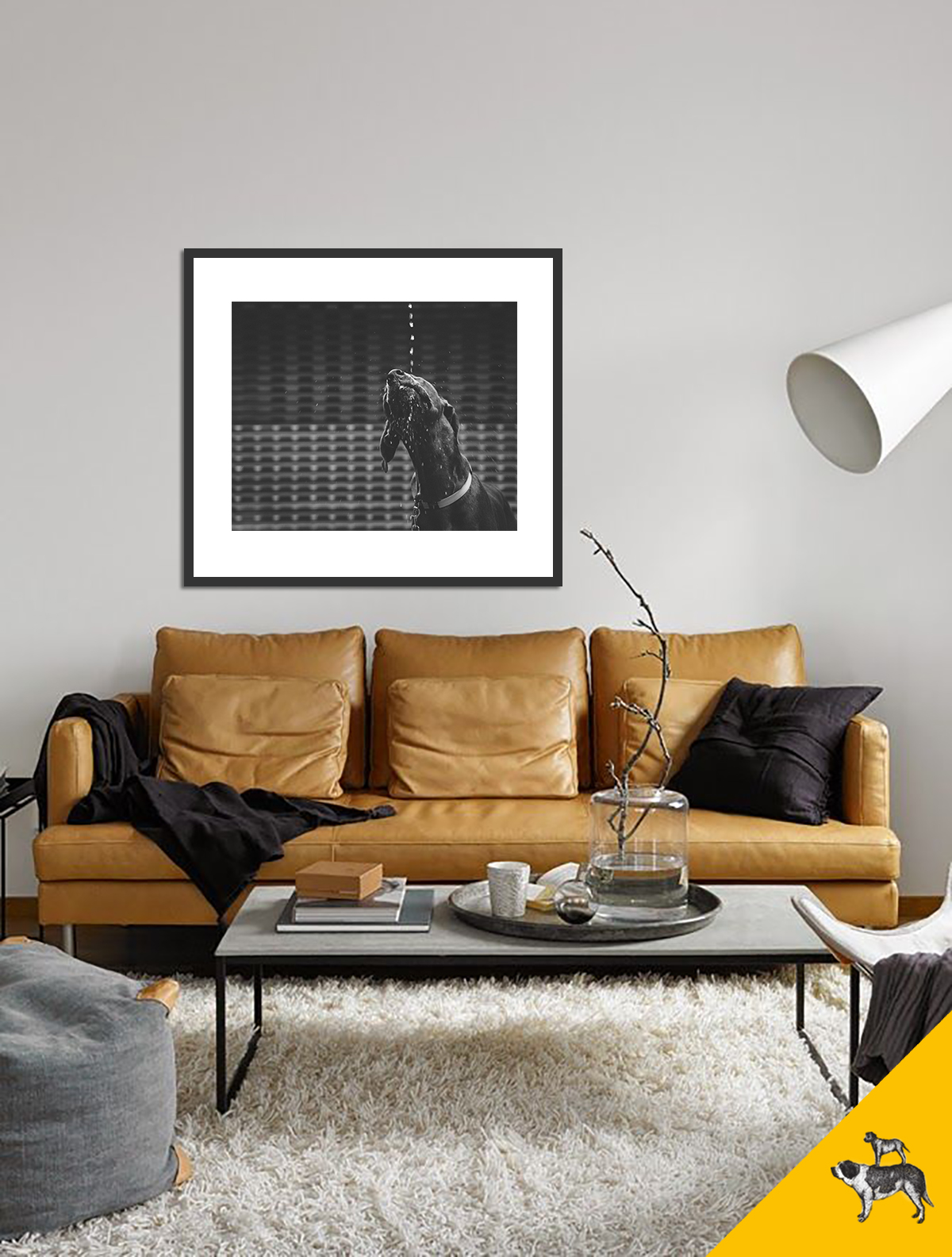 Single piece canvas/frame ($990+)