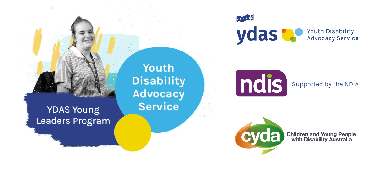 YDAS Young Leaders Program by Youth Disability Adv