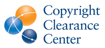 """<div style=""""text-align: left;""""></div> Thank you to our sponsor,Copyright Clearance Center"""