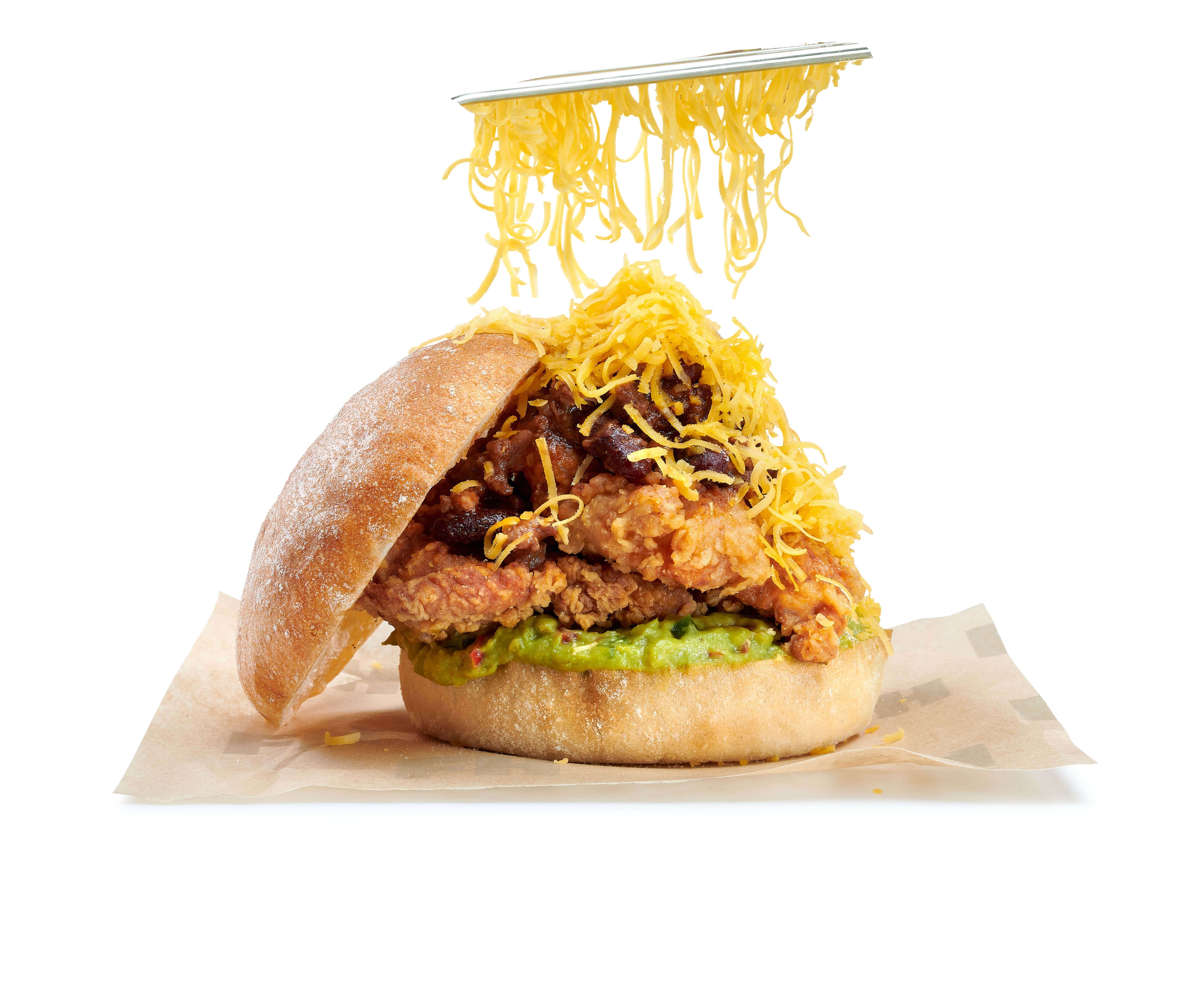 <strong>ORLEANS BURGER</strong>