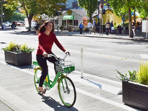The City of Bellevue launched a one-year bike share pilot in July 2018. Green, electric-assisted bicycles are available citywide to use on streets, bike lanes, and sidewalks. The bikes are owned and operated by Lime, a private company that paid a fee for a permit to provide bike share service in Bellevue subject to specific conditions.<br><br>The Transportation Department wants to know what you think. How have you used Lime bikes in Bellevue over the past year? If you have not used them, why? What would make bike share more useful? Your input will help inform future improvements.<br><br>This questionnaire should take about 10-15 minutes to complete. Thank you for taking the time to provide this valuable feedback.