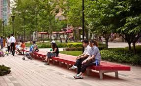 Streetscape amenities