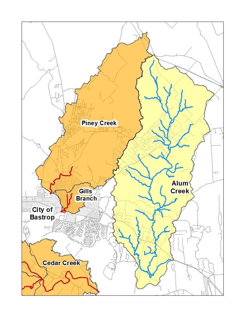 Alum Creek Watershed