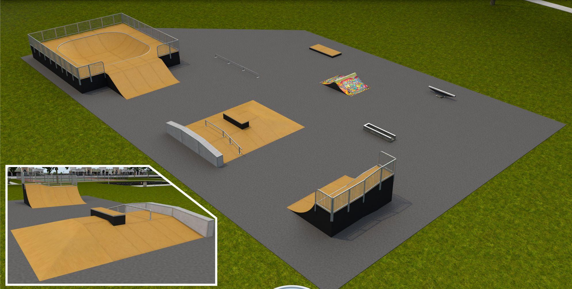 Option A: Steel Surface w/MaxGrip