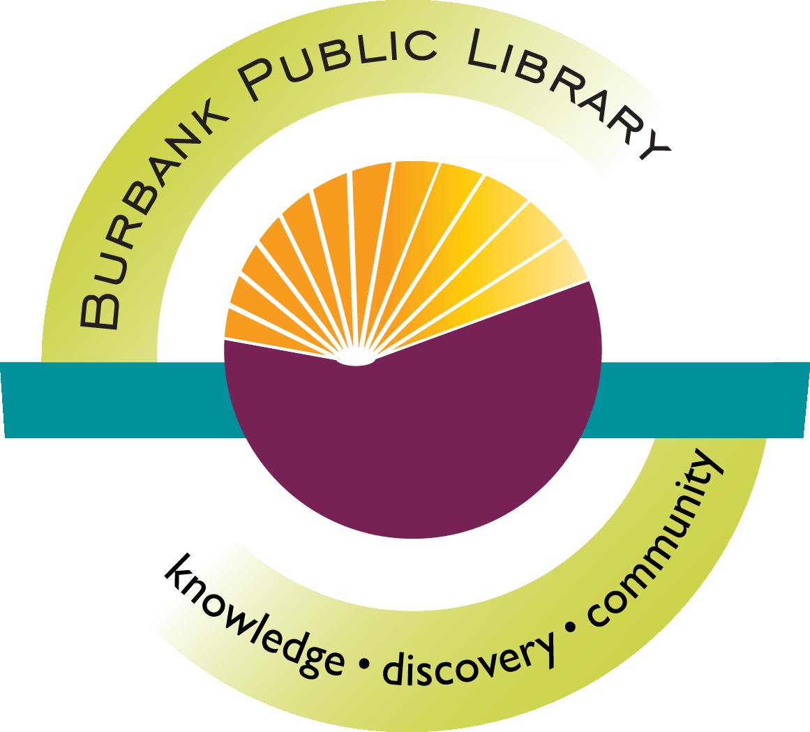 Burbank Public Library logo
