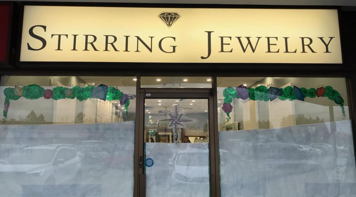 Stirring Jewelery