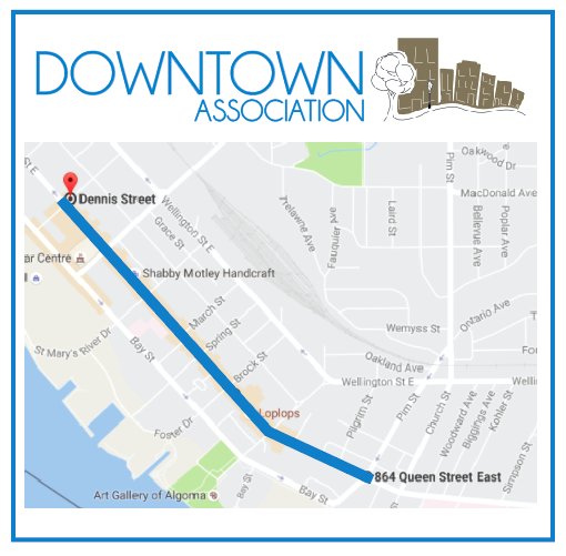 "<div style=""text-align: left;"">Downtown Association Boundaries</div>"