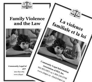 <em>Additional resources available directly from CLIA PEI, for free, at www.cliapei.ca</em><br><em> • Sexual Crimes / Crimes de nature sexuelle</em><br><em> • Court Orders for Your Protection / Ordonnances du tribunal pour votre protection</em><br><em> • Making a Safety Plan / Élaborer un plan d'urgence</em><br><em> • Health &amp; Safety Plan for Aboriginal Families (Eng. only) </em><br><em>• Preventing Abuse and Neglect of Older Adults / Prévenir la violence et la négligence envers les aînés</em><br><em> • The Age of Consent: Young People, Sex and the Law / L'âge du consentement: les jeunes, la sexualité et la loi </em><br><em>• What do I Need to Know? A Guide to Child Protection for Youth (Eng. only)</em>