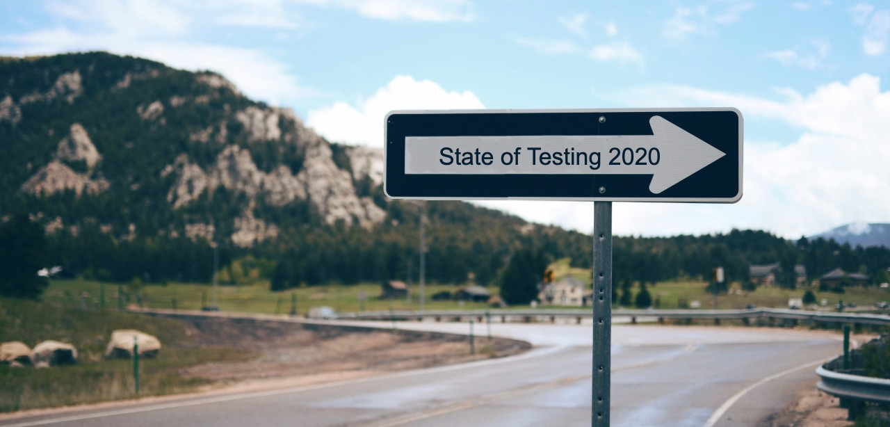 state of testing 2020
