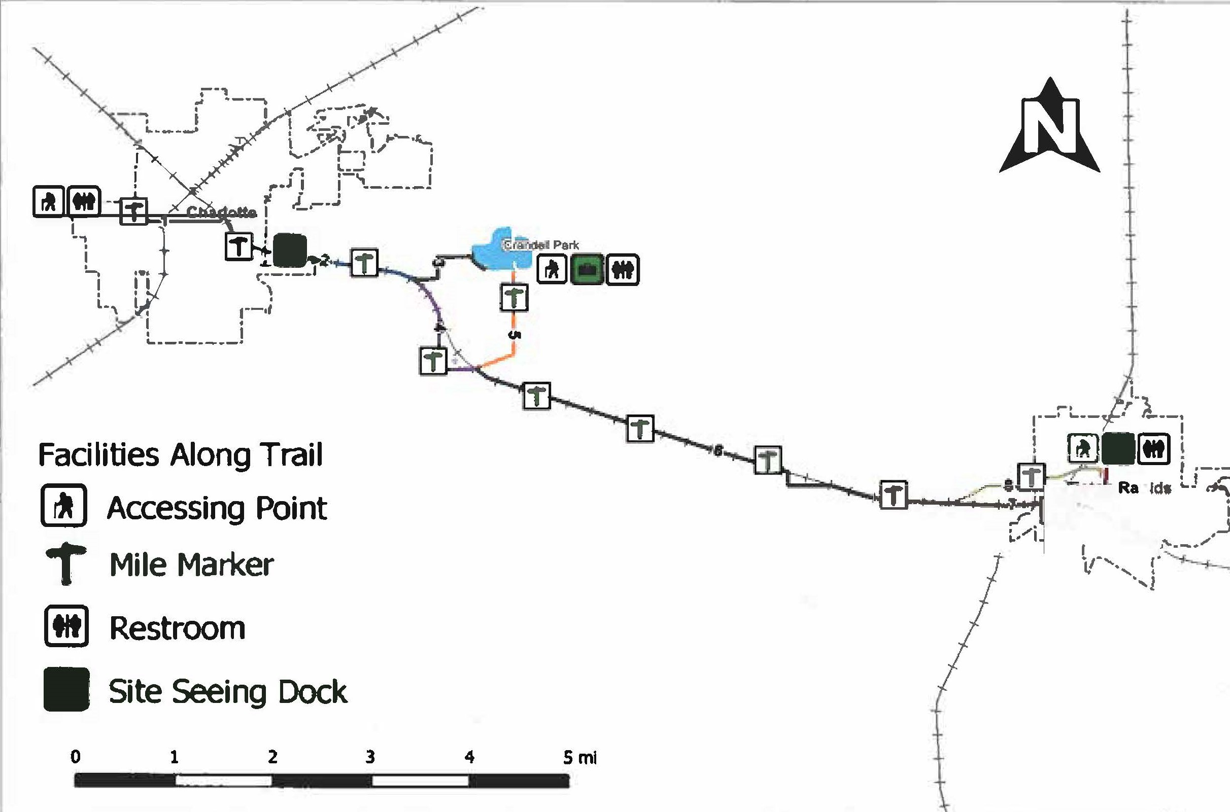 Non-motorized Regional Trail Proposal MSU School of Planning and Design, Spring 2019