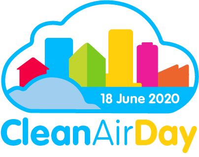 Clean Air Day Logo