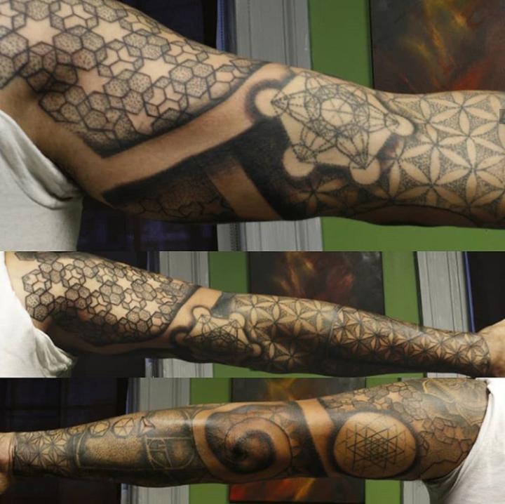 Jessica Irey, Phoenix Tattoo