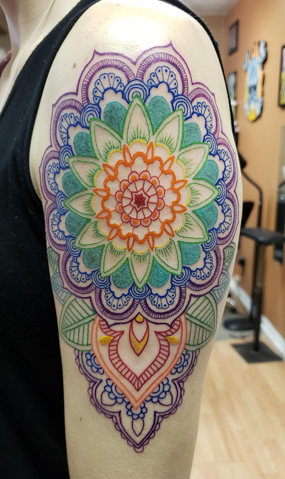 Rob Gwozdz, Cloud 9 Tattoo Co