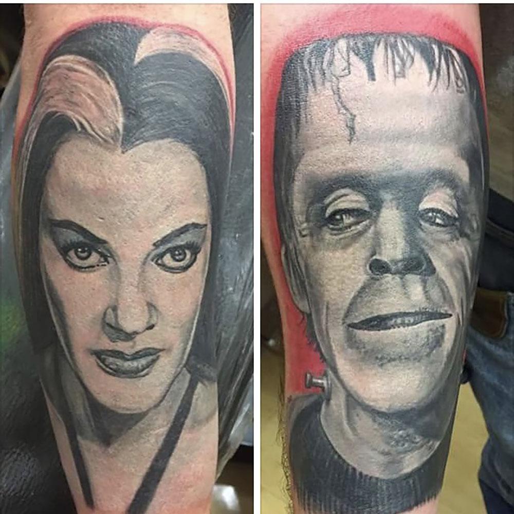 David Villiard, Renaissance Tattoo