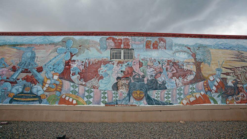 Multicultural Mural