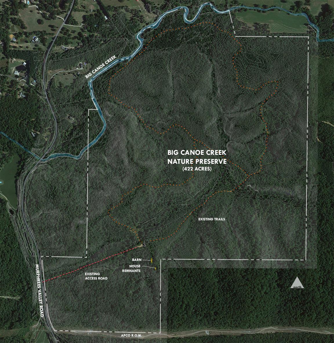 Big Canoe Creek Nature Preserve