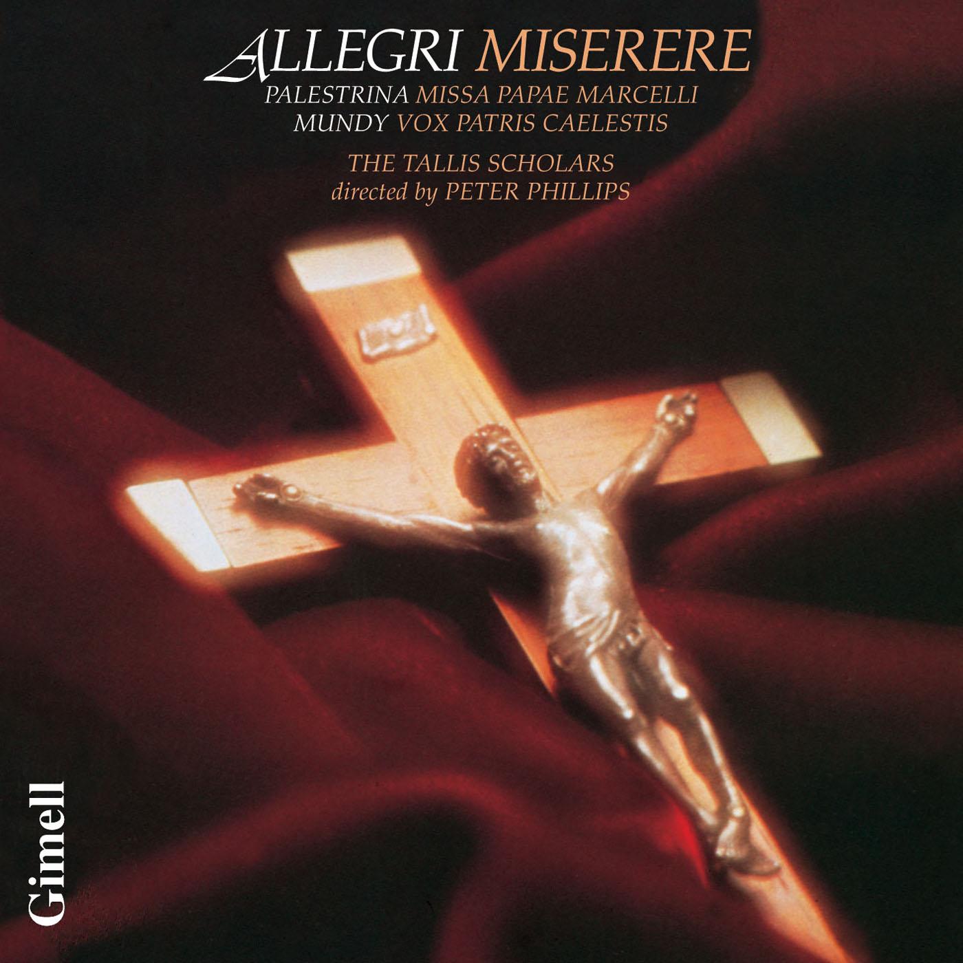 Allegri, Mundy, Palestrina
