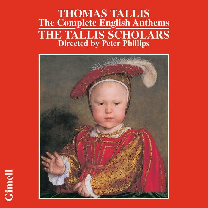 Tallis: English Anthems