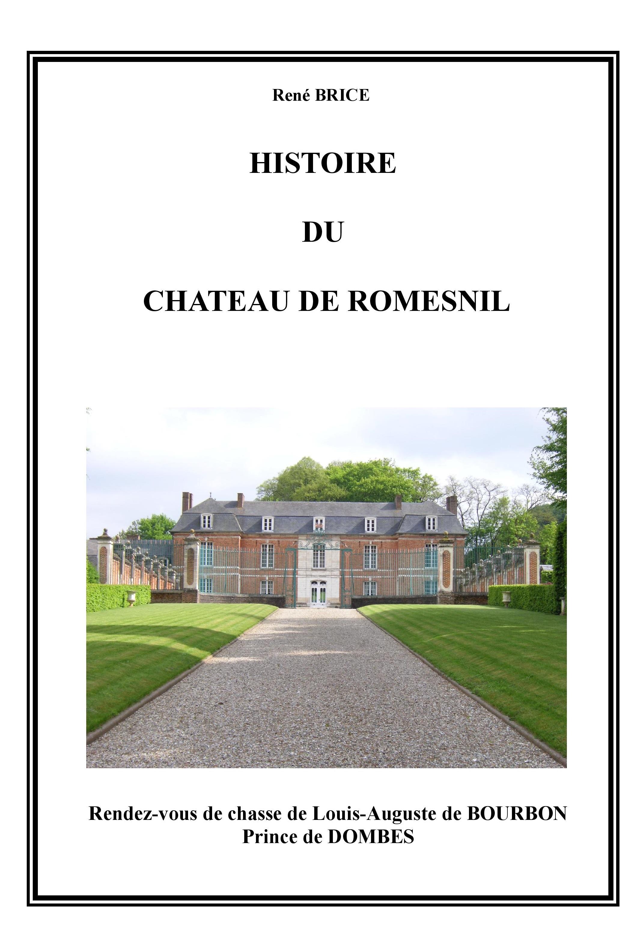 Le Château de Romesnil - 12.00€