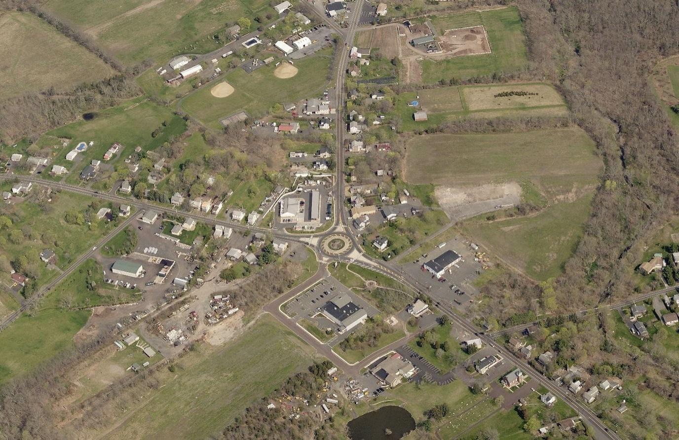 Zieglerville village and surroundings