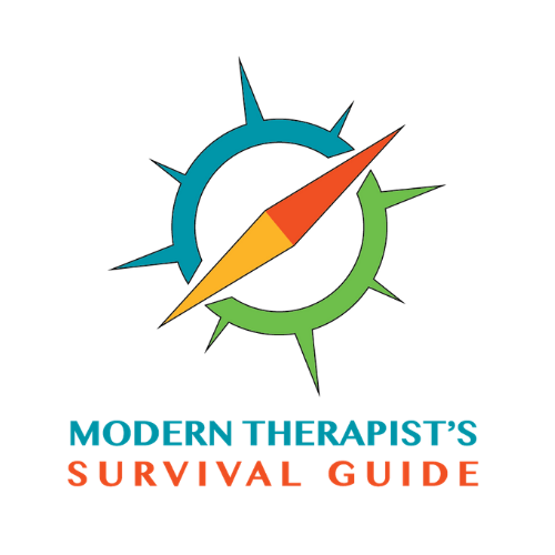 The Modern Therapist's Survival Guide logo
