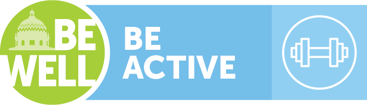 BeWell Be Active Logo