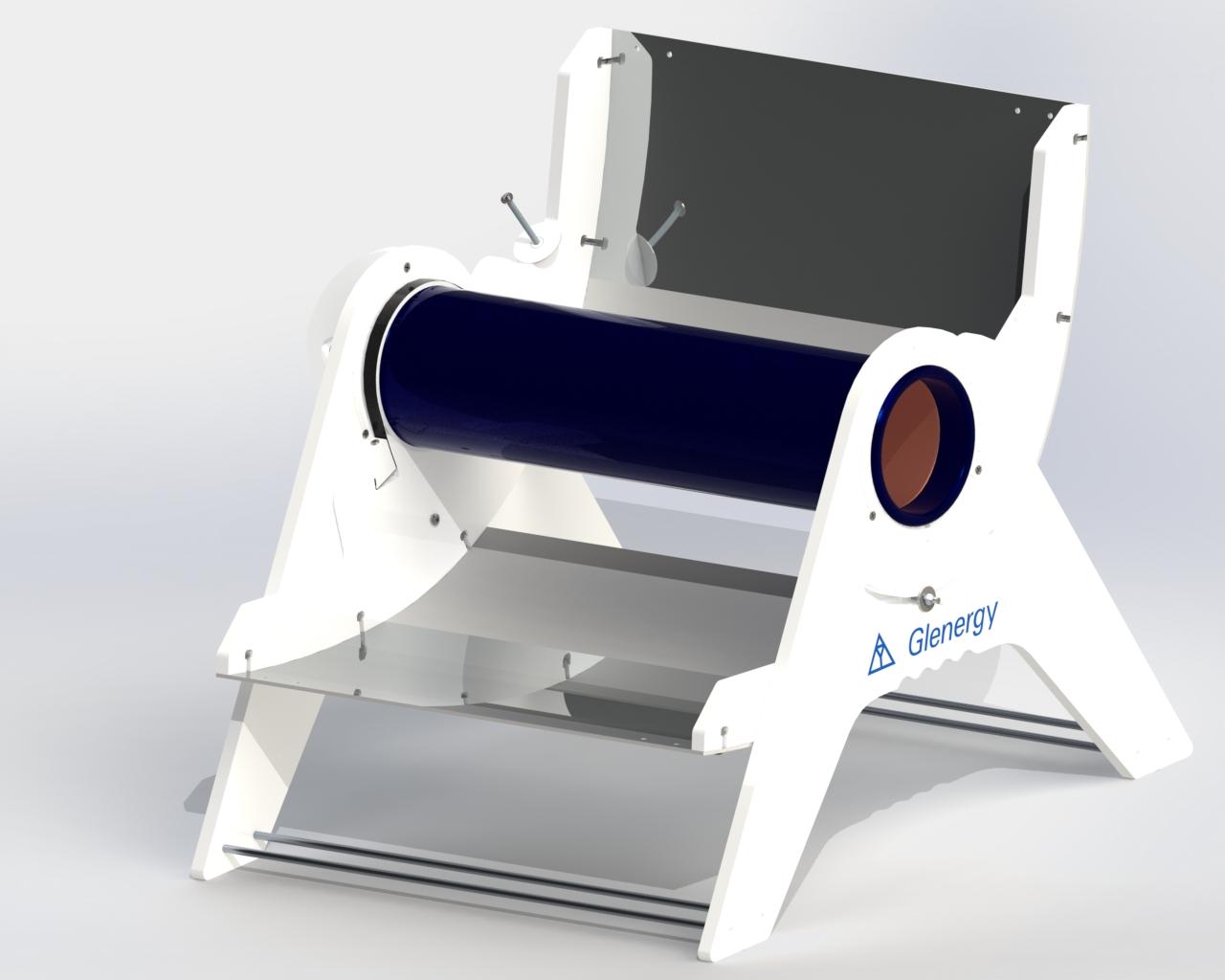 Glenergy's Vacuum Solar Cooker