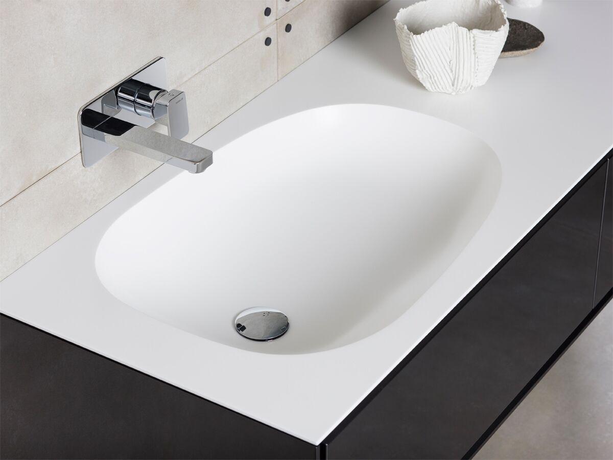 Single large basin