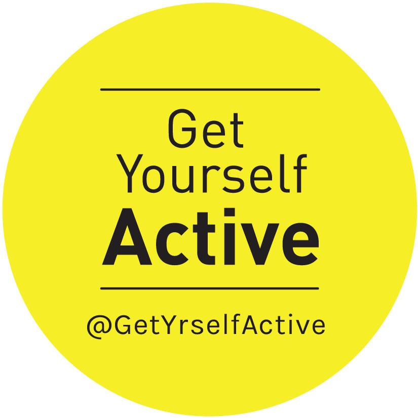Get Yourself Active Logo