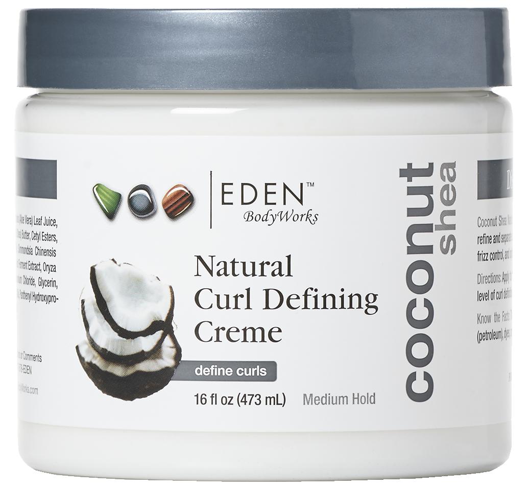 Coconut Shea Curl Defining Creme