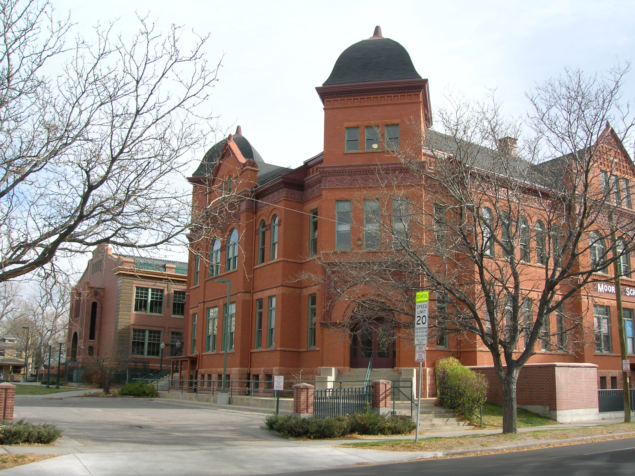 Dora Moore Elementary