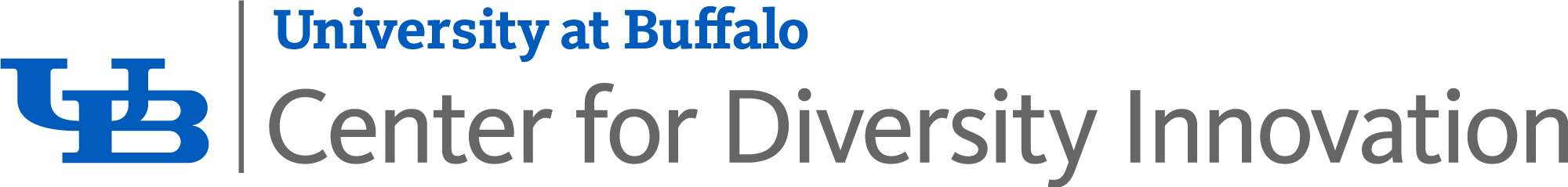 Logo of UB Center for Diversity Innovation