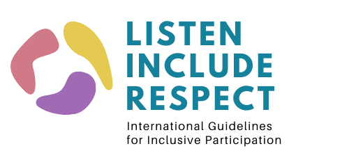 Listen Include Respect logo