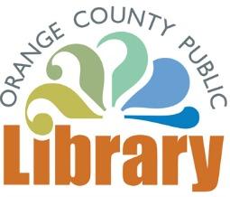 Orange County Library, NC logo