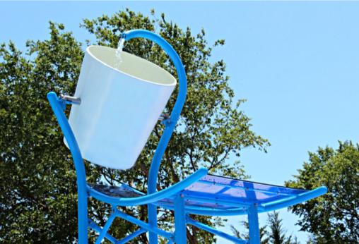 Design B - Large bucket