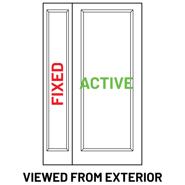 Sidelite - Door